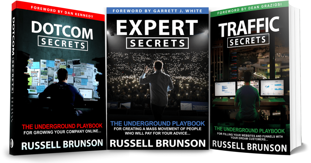 The secrets trilogy books