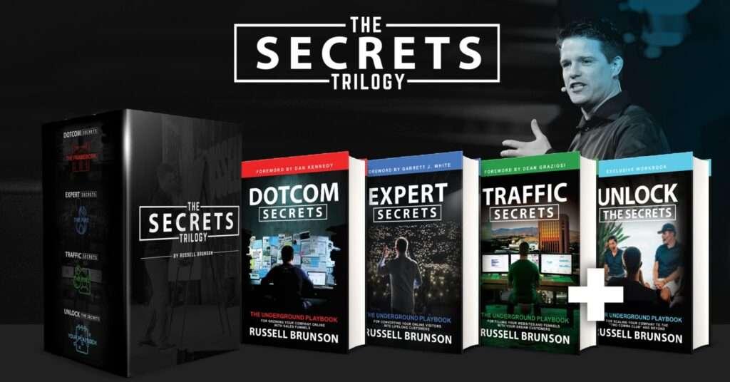 The secrets trilogy books box set