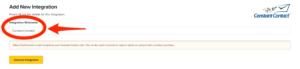 Constant Contact ClickFunnels Integration Nickname