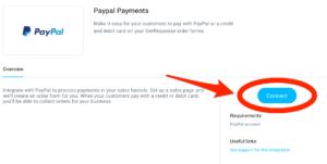 GetResponse PayPal Integration Options