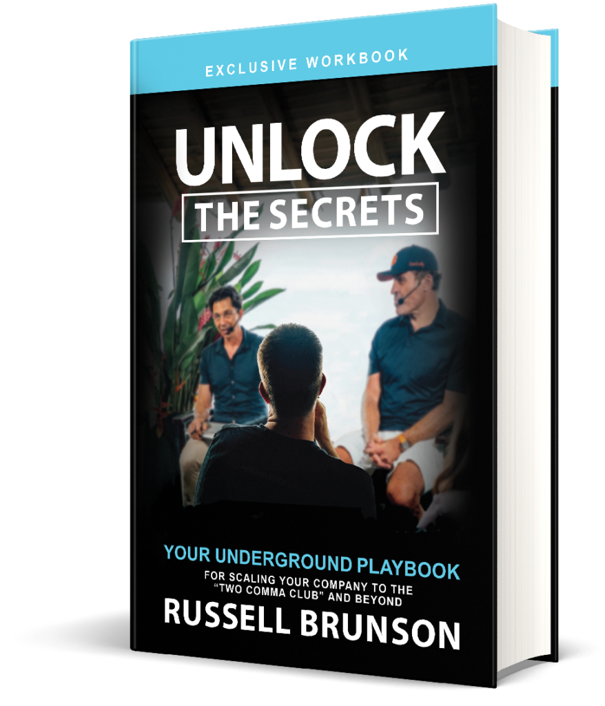 unlock the secrets book