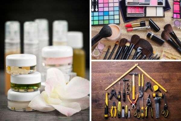 Make Up and Tools